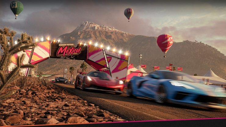 Представлен ограниченный выпуск Forza Horizon 5 для Xbox с эксклюзивным игровым контентом