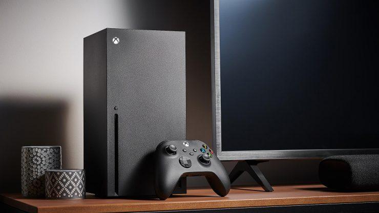 Как включить 120 Гц на Xbox Series X