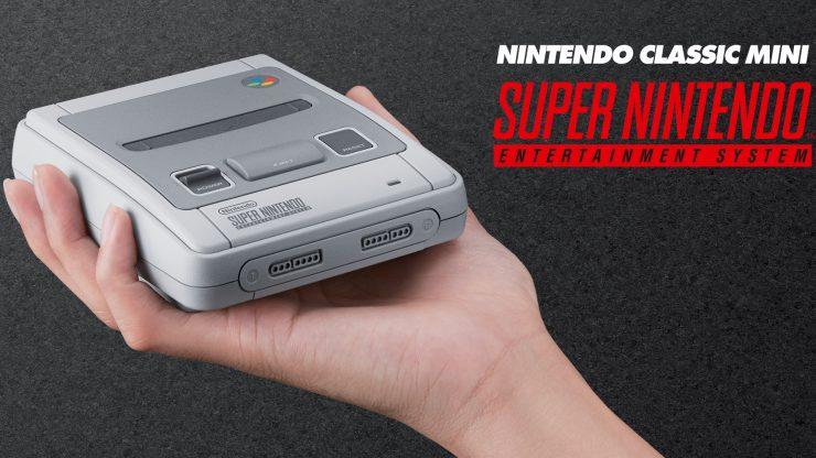 Развлекательной системе Super Nintendo официально исполнилось 30 лет