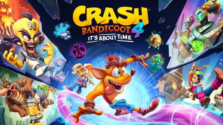 Обзор Crash Bandicoot 4 - наслаждение платформером