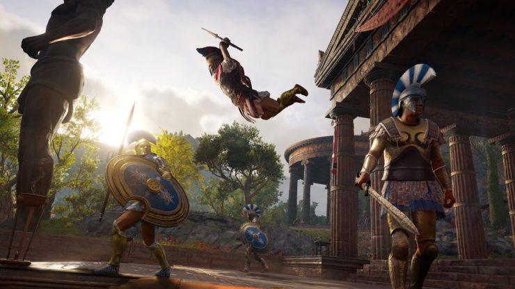 Assassin's Creed Odyssey получает патч со скоростью 60 кадров в секунду для PS5 и Xbox Series X | S