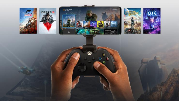 Как транслировать игры Xbox на свой телефон
